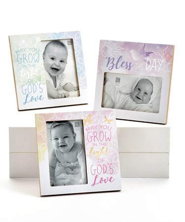 Mini Photo Frame, 3 Asst.