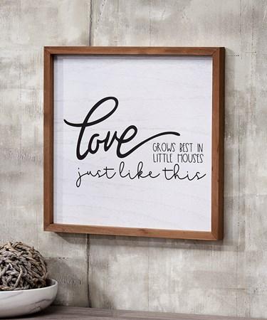 LoveWallSign