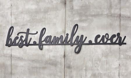 FamilyMetalSign