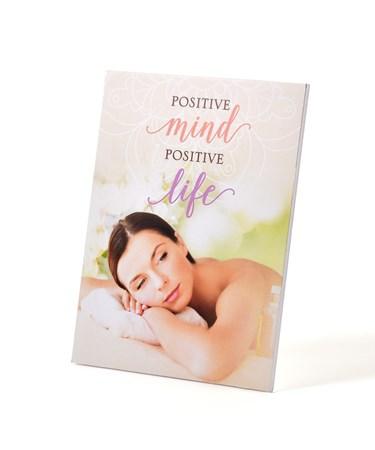 Postive Mind, Positive Life Shelf Talker