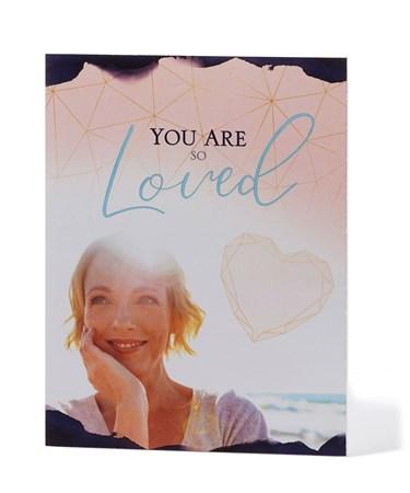 You Are So Loved Shelf Talker