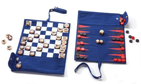 Roll-Up Games, 2 Asst. w/Displayer