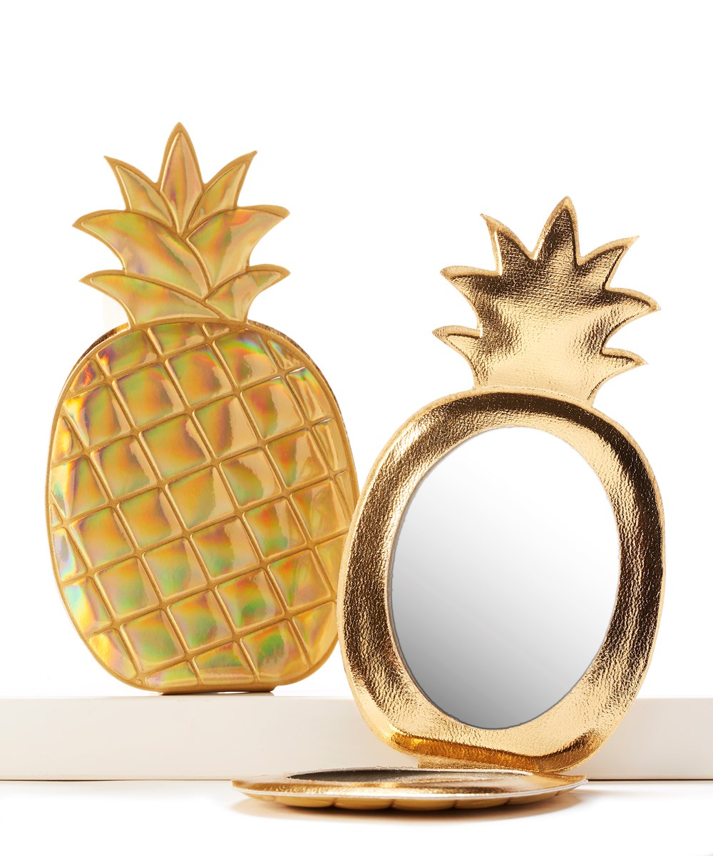 PineappleCompactMirrorwDisplayer