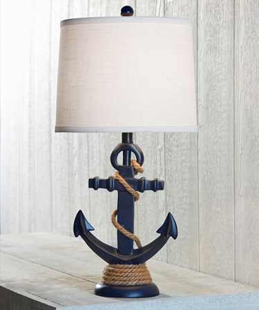 Anchor Design Table Lamp