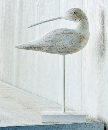 Sea Bird on Stand