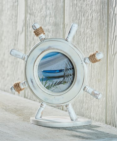 Wheel Photo Frame