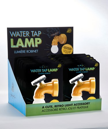 WaterTapLightwDisplayer