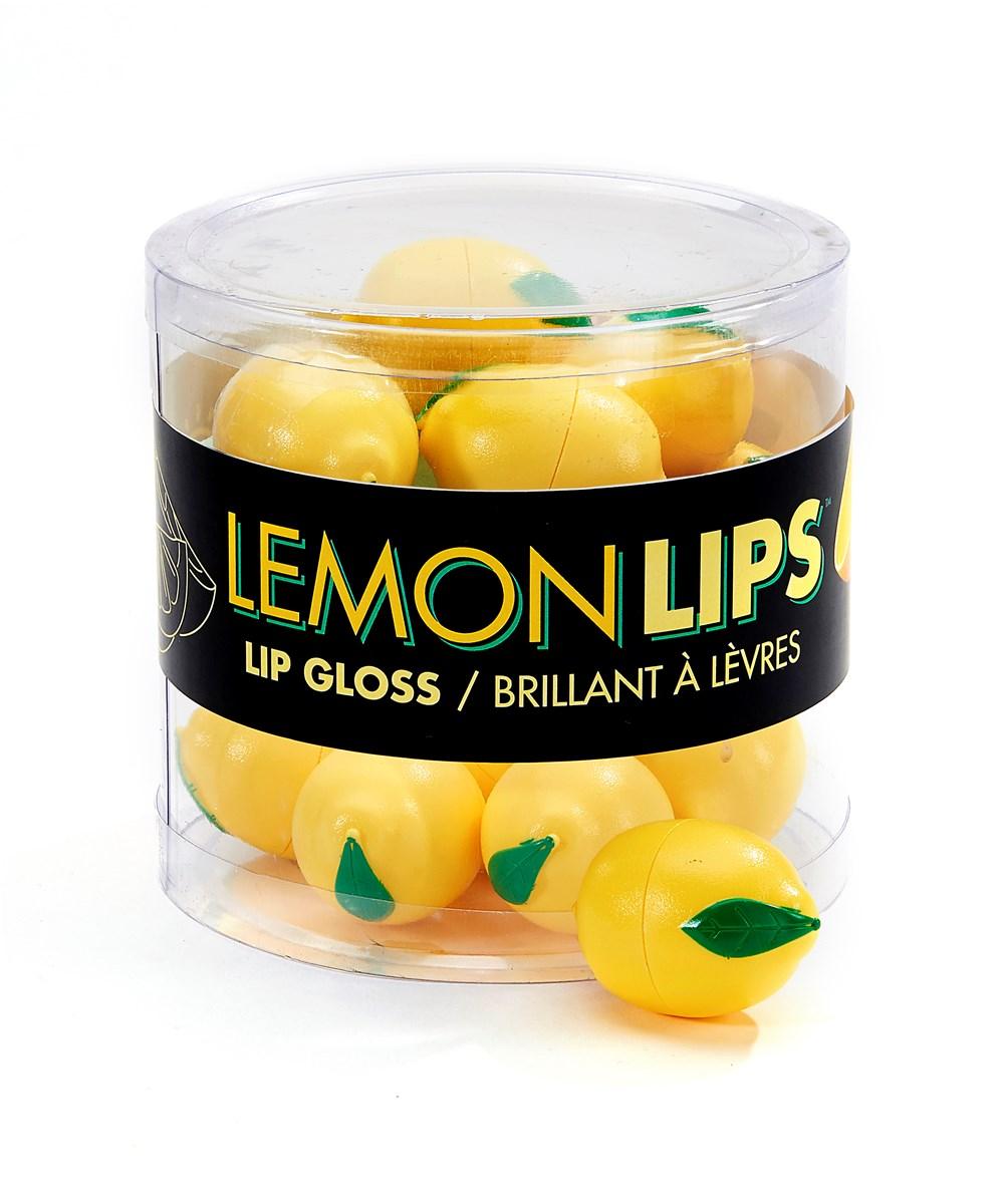 LemonLipGlosswDisplayer