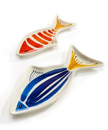 FishPlatesSetof2