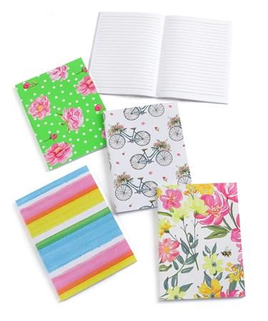 Notebook, 4 Asst.