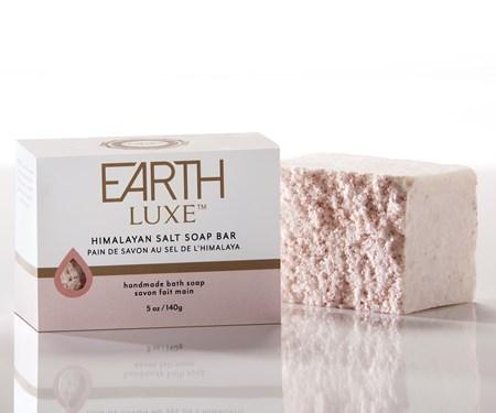 EarthLuxeNaturalHimalayanSaltBathBodySoapBar