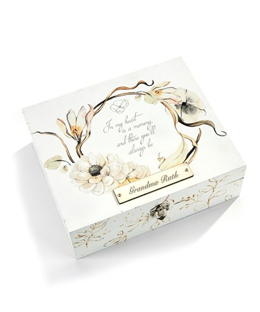 EngravableMemoryBox