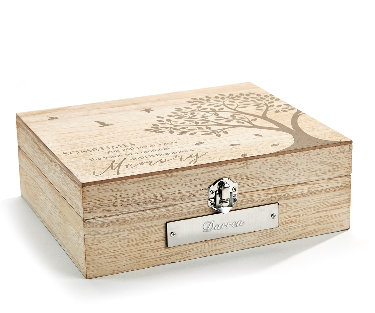 WoodenMemoryBox