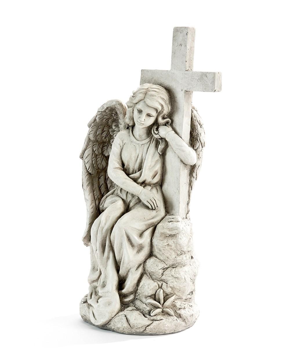 MemorialAngelwCross