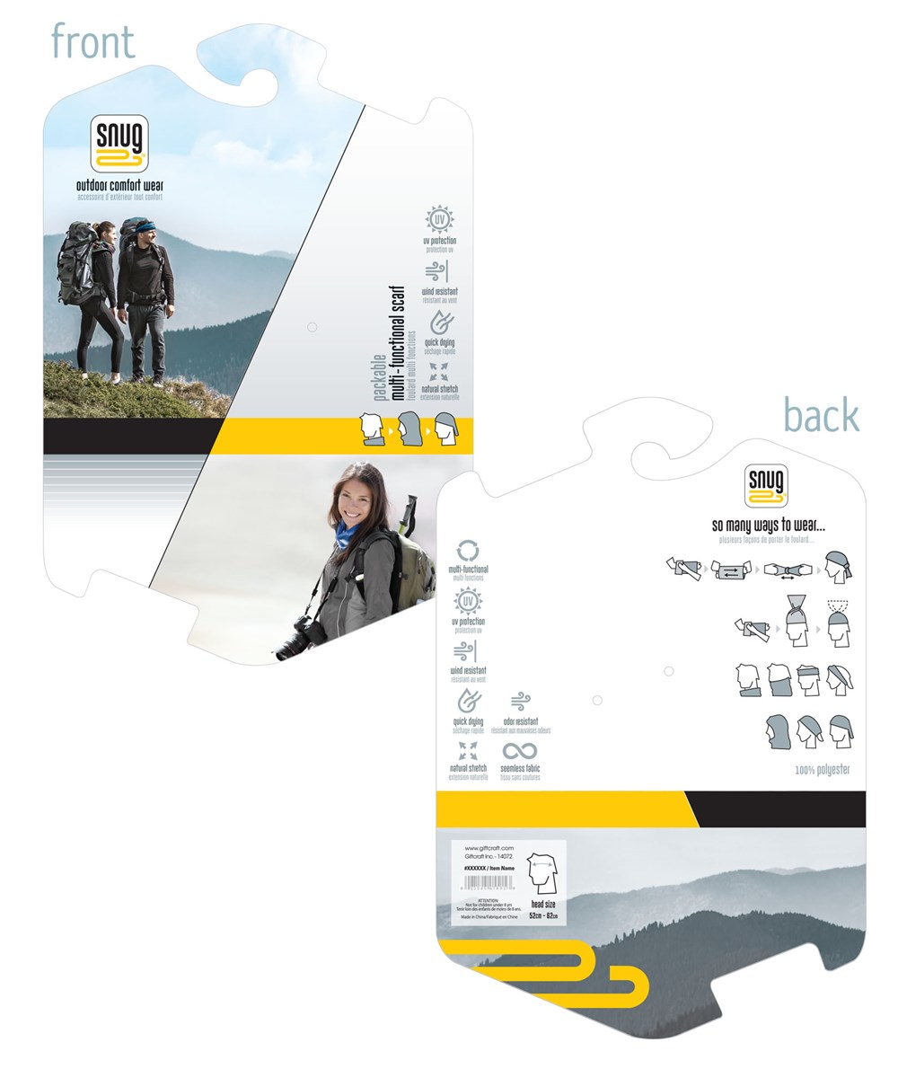 FishPrintBandana