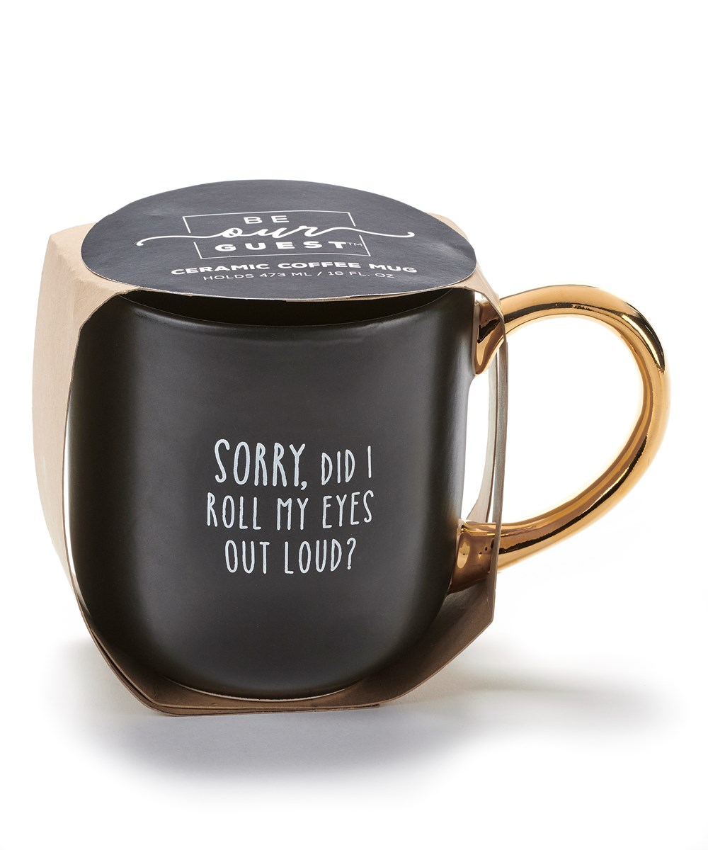 CoffeeMugSorry